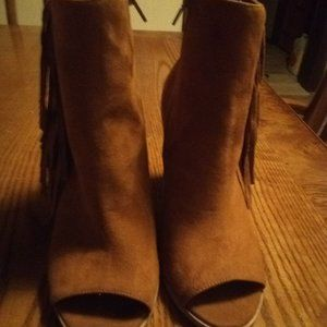 Big Buddha Boots, Ankle boots, Brown Boots